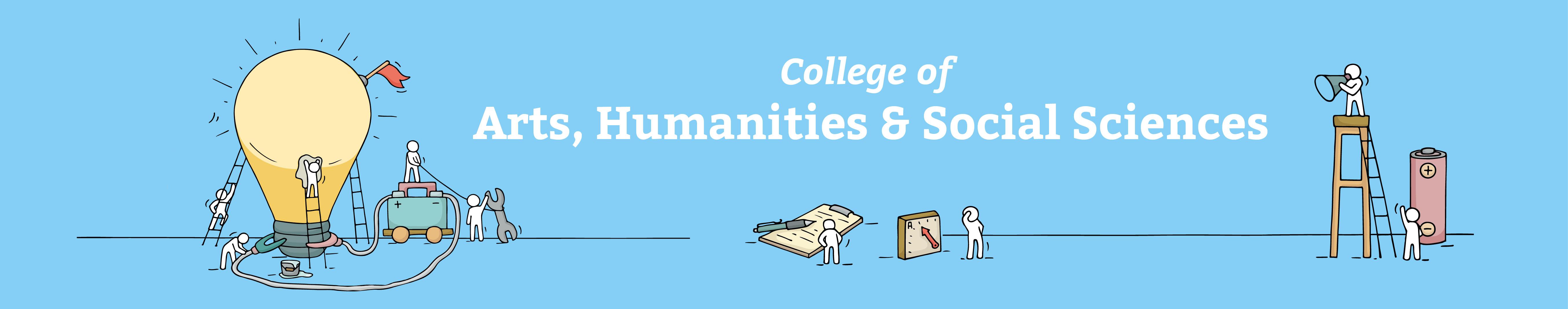 College of Arts, Humanities & Social Sciences