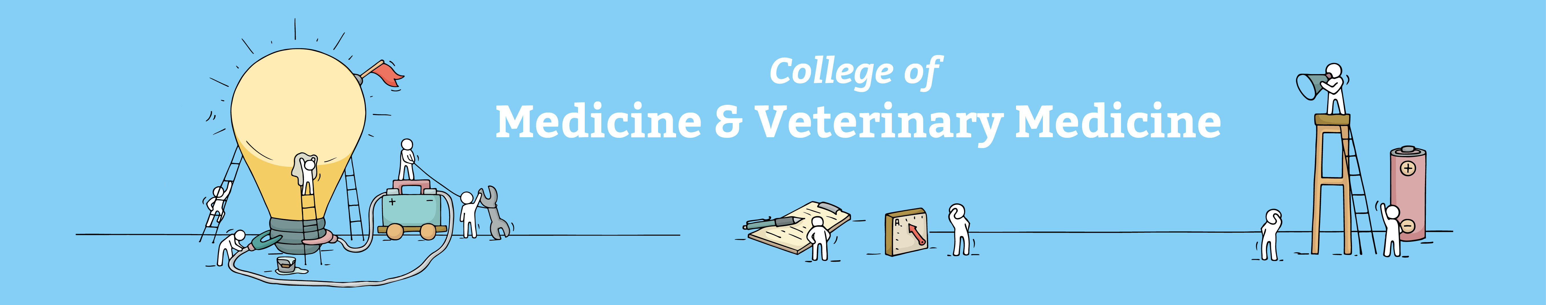 College of Medicine & Veterinary Medicine